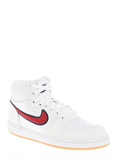 Nike Ebernon Mid Prem Beyaz